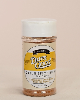 Durn Good Cajun Spice Blend 3.25 oz.